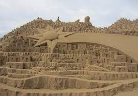 Afbeeldingsresultaat voor zandsculpturen