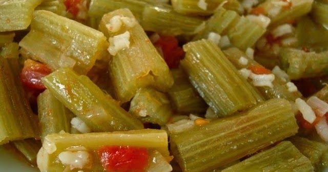 Enginar yaprağı yemeği tarifi   Enginar yaprağı nasıl pişirilir   Pirinçli enginar yaprağı nasıl pişirilir       Enginar saplarının ya...