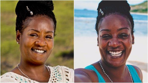 Cirie Fields (Survivor: Panama, Survivor: Micronesia, Survivor: Heroes Vs. Villains, Survivor: Game Changers)