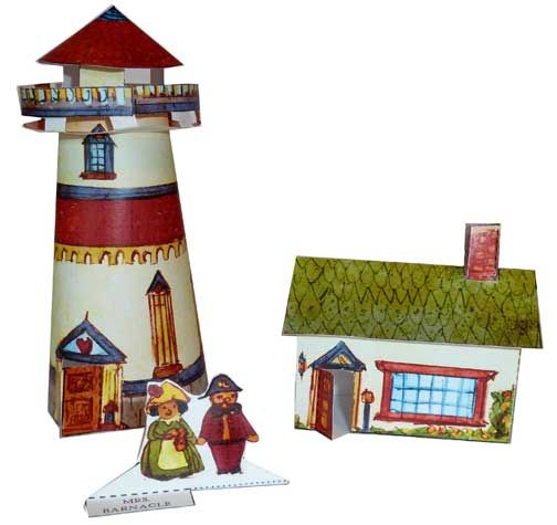 A Lighthouse.  LOVE thetoymaker.com, and everything it sends my way! SO many cute things for the kids... and me! :)