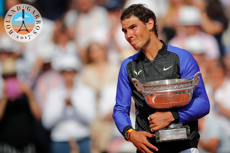 The now-15-time Grand Slam champion soundly beat Stan Wawrinka, 6-2, 6-3, 6-1, in Paris.