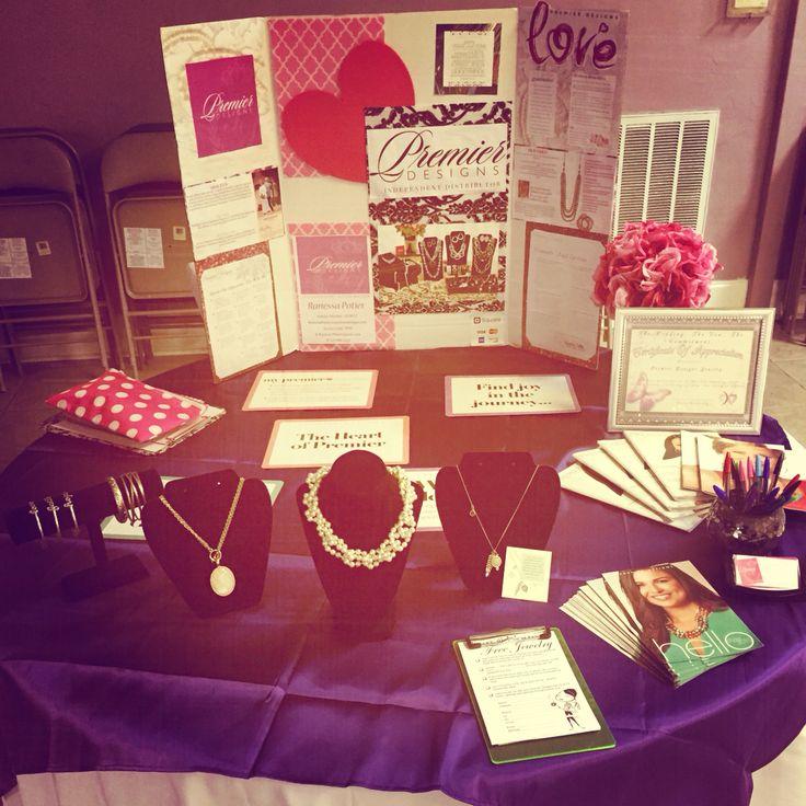Book me for your next Vendor Event! | Premier Designs