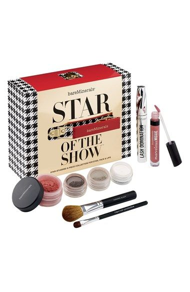 Bare Minerals Limited Edition Gift Set!  $126 value, ONLY $54 in this cute boxed set!  WHAT A GREAT GIFT!