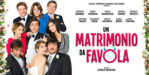 """Vinci biglietti cinema per """"Un matrimonio da favola"""" - http://www.omaggiomania.com/concorsi-a-premi/vinci-biglietti-cinema-per-matrimonio-favola/"""