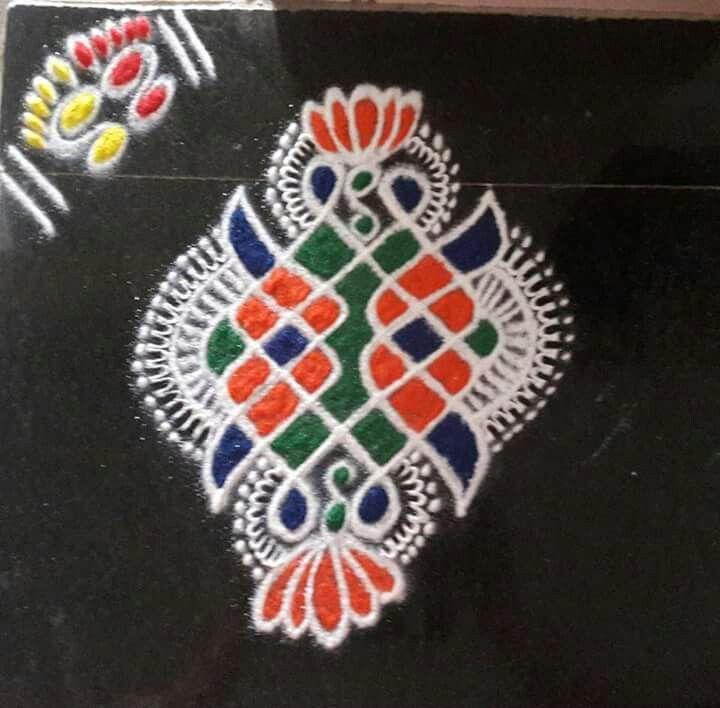 1000 Images About Rangoli: 1000+ Images About Rangoli Inspirations On Pinterest