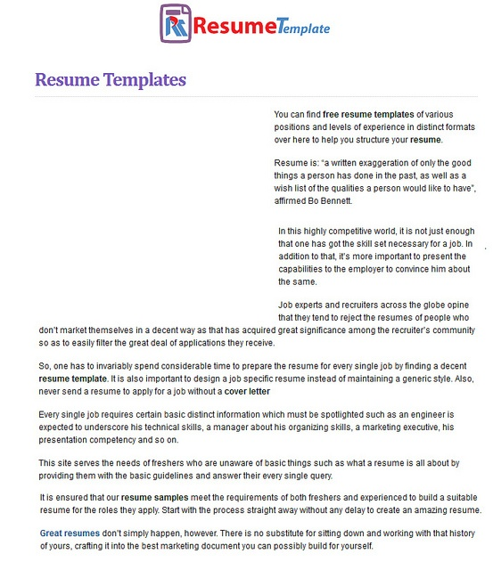 10 best Resume images on Pinterest Bag, Blogging and Colors - job specific resume templates