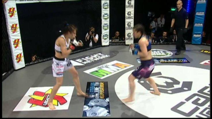 Cage Warriors 69: Rosi Sexton vs. Joanna Jedrzejczyk