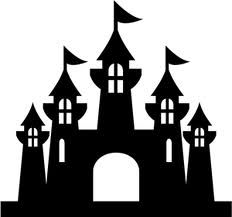 castle silhouette - Pesquisa Google
