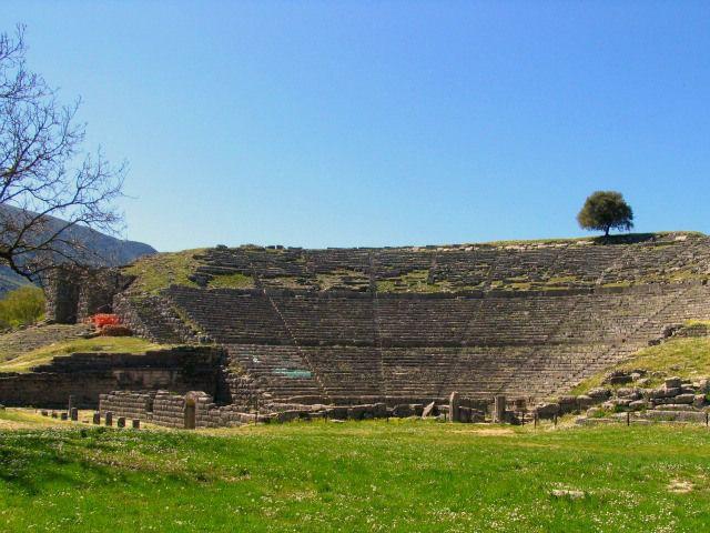 Dodoni theater