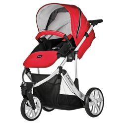 Buy Britax B Smart 3 Wheeler Pushchair, Venetian Red from our Strollers & Pushchairs range - Tesco.com