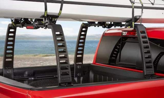 2019 Ram 1500 Big Horn Sport Roof Rack Ram Trucks Accessories Roof Rack Ram 1500
