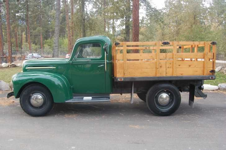 Show 1947 Ford Pickup Truck Tonner Stake Bed - Ford Trucks For Sale - Used & New - Free Auto Classifieds