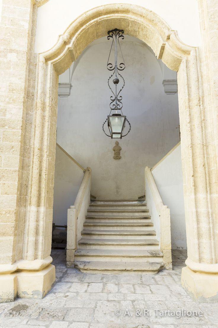 Ingresso del Palazzo Ducale / Presicce (Le)