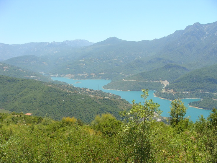 Taurusgebergte; Alanya, Turkije. Wauw! Elk jaar een andere vakantiebestemming, dat is het doel!