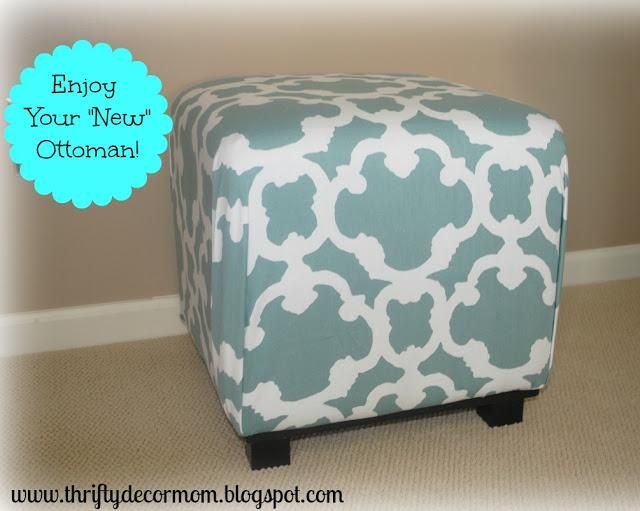 Ottoman DIY home furniture