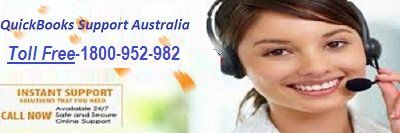 Solve all issues of QuickBooks with the help of QuickBooks support Australia 1800-952-982. We are ready to provide you genuine QuickBooks customer support, because we have a certified engineer team who solve all QuickBooks issues with their experience and skills. QuickBooks customer support teams have more than a decade experience in QuickBooks problem troubleshooting issues. For quick help call us 1800-952-982 .