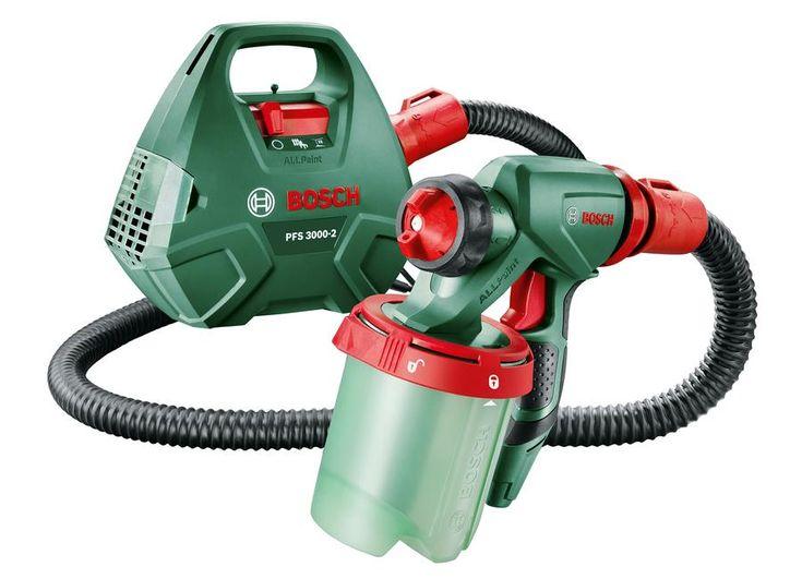 pistolet do malowania ścian z http://narzedzia5.pl/pistolet-do-malowania/ #bosch #zielone