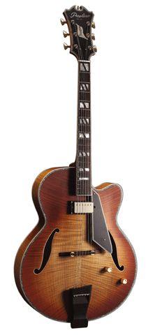 Peerless Guitars - Fine Archtop Jazz Guitars & Archtop Guitars