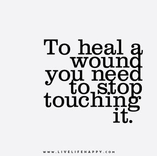 """""""You're going to get wounded but you cannot stay there. You have to get healed of your hurts or you're going to be absolutely useless in the battles to come. You don't have a right to be wounded. You have a right to be healed. So let's get healed! If you're holding onto something that somebody else has done, the only person you're hurting is you.""""-Graham Cooke (From Why Wounded & Betrayed Believers are so Useful to God)"""