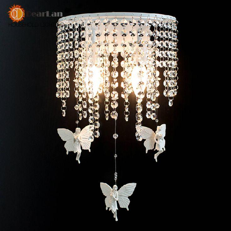 die besten 25 kristall lampe ideen auf pinterest. Black Bedroom Furniture Sets. Home Design Ideas