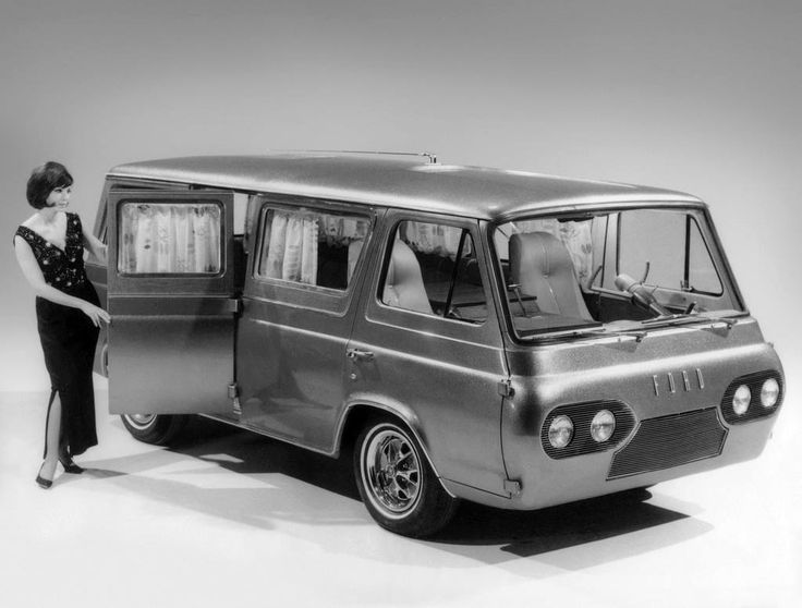 Ford Econoline Apartment Show Car 1966 Presented By