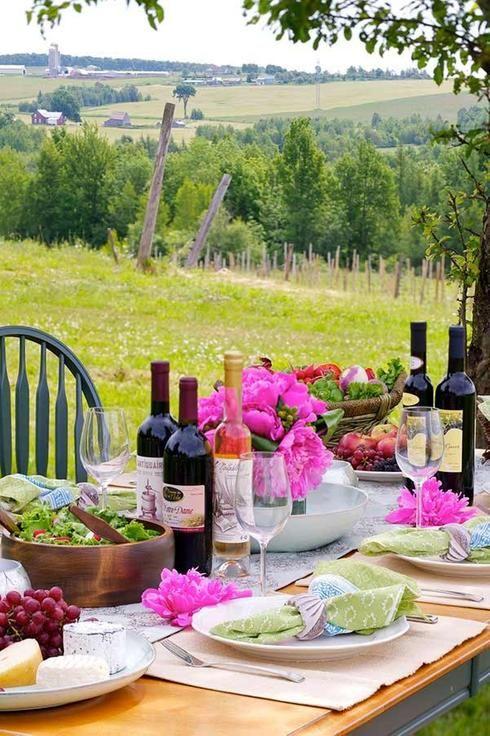 vignoble Côtes du Gavet, vin, tablée, Tingwick