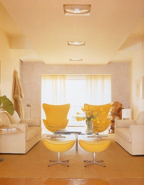 The Center Of Your House Is Health According To Feng Shui Says Barrett Who Recommends Adding Yellow And Green Area