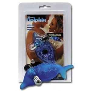 Inel erectie Silicone Dolphin