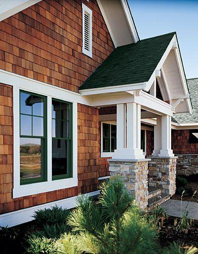 17 best images about cedar siding home on pinterest for Multi cedar shingles
