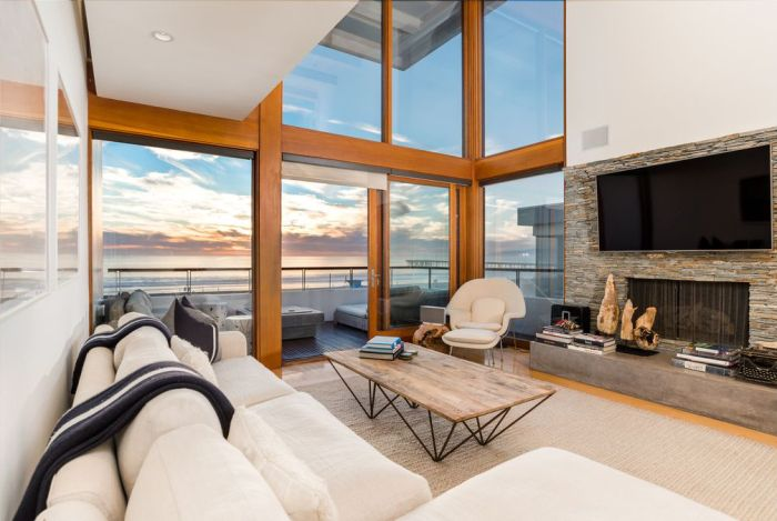 'Collateral Beauty' Producer Allan Loeb Lists Duplex Penthouse in Marina Del Rey for $3.7M