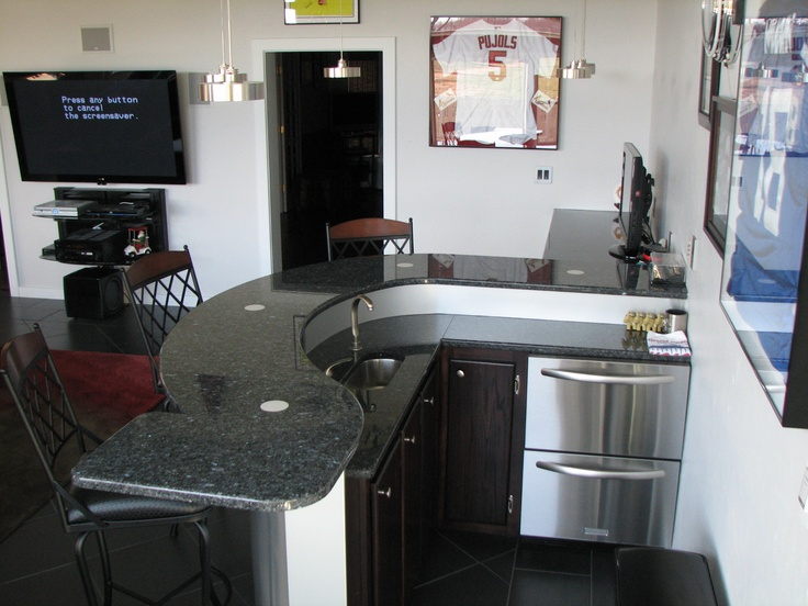 Man Cave Kitchen : Man cave kitchen countertops pinterest caves and
