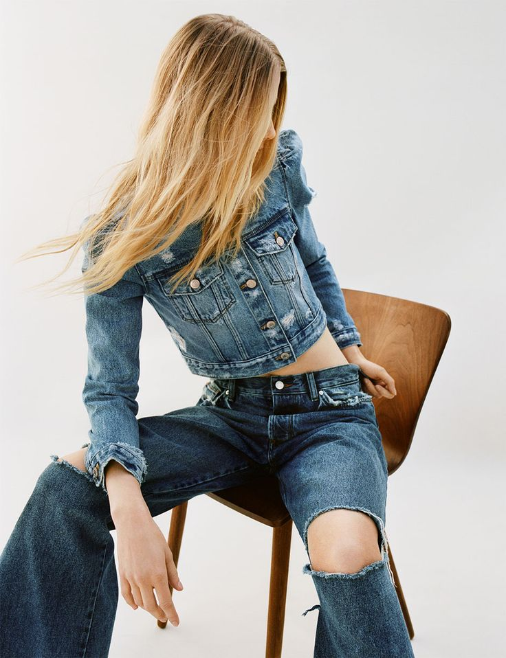 Editorial-EDIT DENIM | TRF-EDITORIALS-NEW IN | ZARA United States