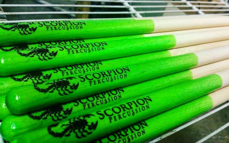 Check the great work @scorpionpercussion it's made! And today is #GiveAwayFriday follow them here  @instagram and use the #hashtag #BecomeImmortal for a chance to win a pack of 12 pairs of this wonderful customized drumsticks a work made with passion by a drummer and his team a guy who knows what we want and need in a drumstick. Follow Scorpion Percussion here at Instagram let them see a great pic with the Hashtag #BecomeImmortal and like us get in to participate in a great Giveaway Friday…