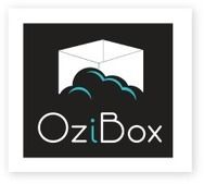 OziBox : 100 Go de stockage gratuit + synchronisation