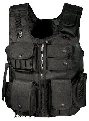 UTG Law Enforcement SWAT Vests Outdoor Sports Paintball Airsoft Protective Gear