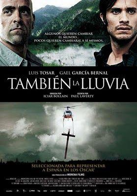 """ALBANDA: VAMOS AL CINE: PELÍCULA """"TAMBIÉN LA LLUVIA"""""""