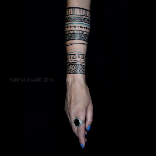 Do Leste Europeu para Curitiba: conheça a ucraniana Yanina Viland que agora tatua no Brasil e suas diferentes técnicas e estilos!