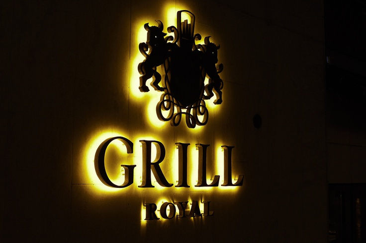 GRILL ROYAL – Restaurant Berlin, Germany