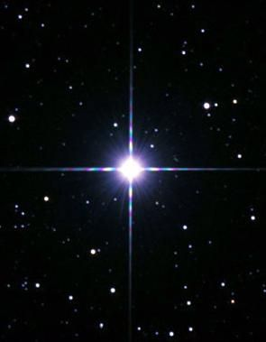 Procyon is the seventh brightest star in the sky