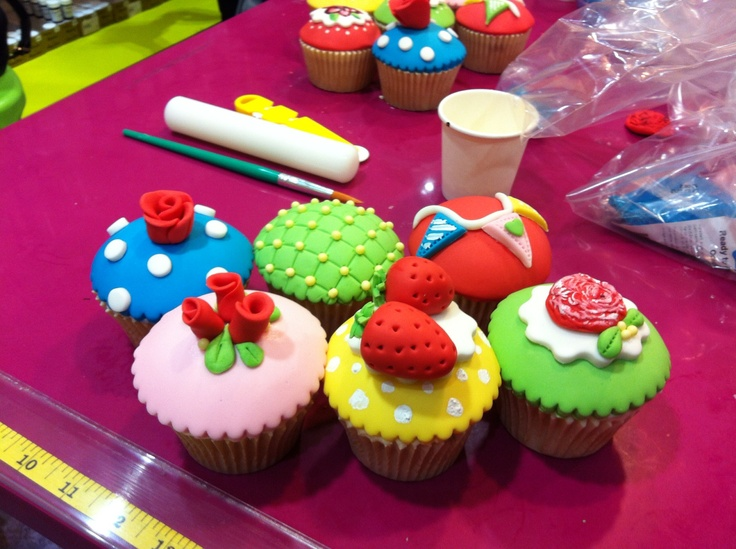 Cath Kidson Cupcakes