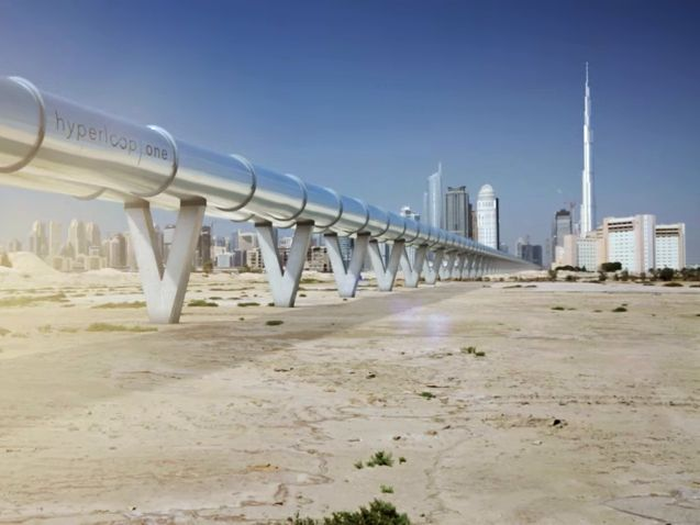 Here's how Hyperloop One's massive, high-speed transport system could work - Hyperloop One got a little closer to making its ambitious, high-speed transit system a reality last week.  The startup successfully tested its full-scale Hyperloop system on its DevLoop test track in Nevada on Thursday. The vehiclecoasted above the track for 5.3 seconds using magnetic levitation and reached a top speed of 70 mph. Hyperloop One will attempt to reach 250 mph in subsequent testing.  Hyperloop One is…