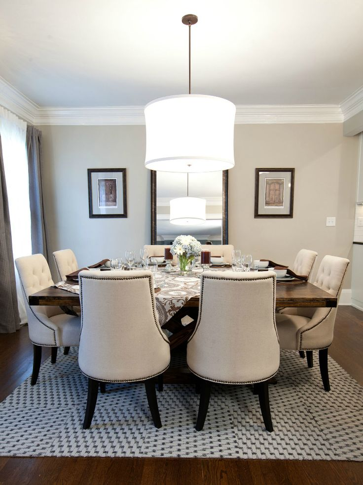 10 Tips To Decorating With Dining Room Rugs