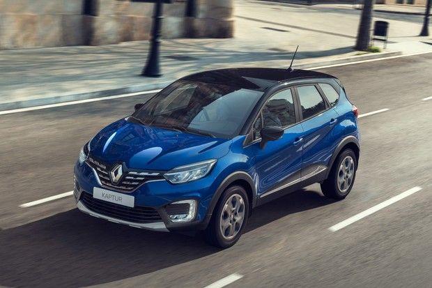 Renault Revela Novo Captur Que Vira Ao Brasil Com Motor Turbo Suv Interior Carro Mercedes