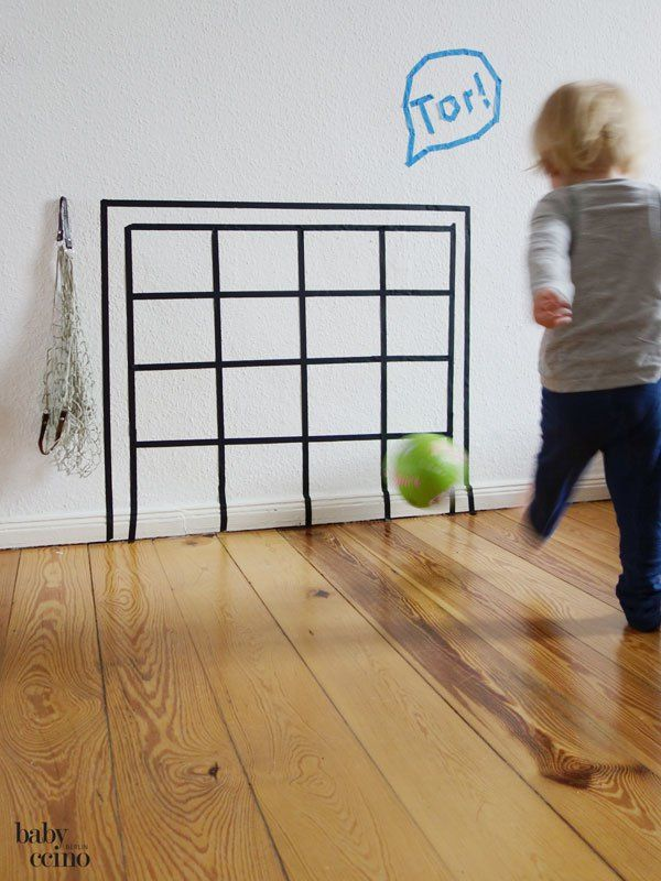 Die 25 besten ideen zu fu balltor auf pinterest outdoor solar beleuchtung tor fu ball und for Fussballtor kinderzimmer
