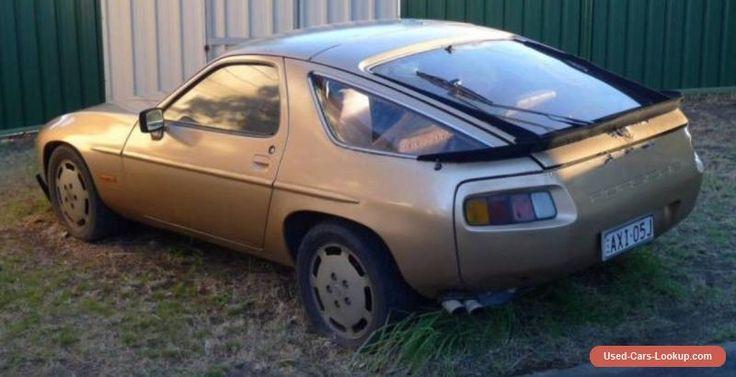 PORSCHE 928S MANUAL V8 nt 911 924 944 Ferrari lotus Mercedes BMW VW Alfa Toyota  #porsche #928 #forsale #australia