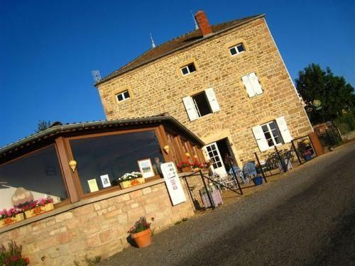 La Grange du Bois: La maison - France-Voyage.com