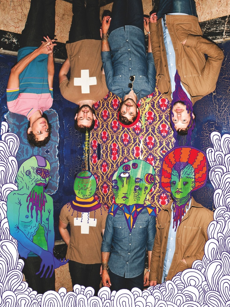 "Portugal.The Man. It's been a while since I've elevated any bands to ""favorite"" status, but P.TM has become a front-runner."