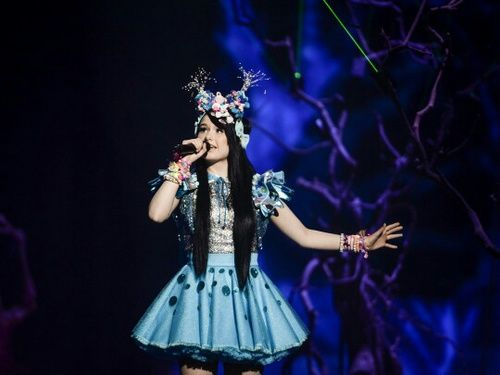Jamie-Lee Kriewitz   germany, Harajuku, and eurovision song contest Bild