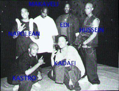 Tupac and The Outlaws R.I.P Tupac and Yaki Kadafi
