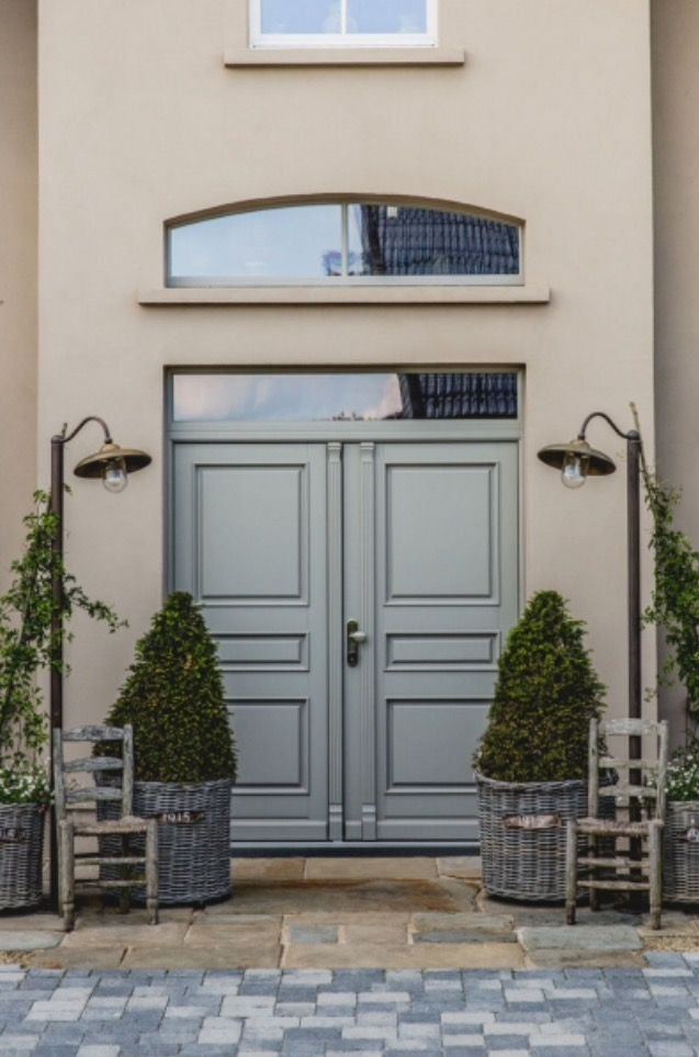 """This fantastic front door is from our feature """"Grand Appearance"""""""